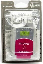 Картридж струйный Cactus CS-C4908