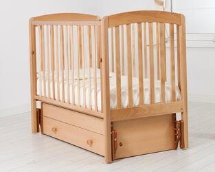 Кроватка классическая Гандылян «Чу-ча» К -2003-3м