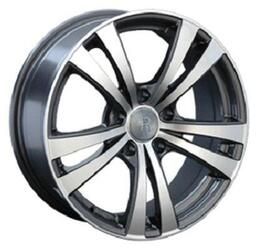 Автомобильный диск литой Replay B92 7,5x17 5/120 ET 34 DIA 72,6 GMF