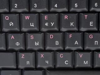 Клавиатура Genius Slim Star 110