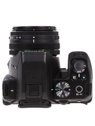 Зеркальная камера Pentax K-S2 kit DA 18-50mm DC WR черный