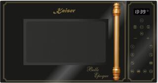 Микроволновая печь Kaiser M2500BE черный