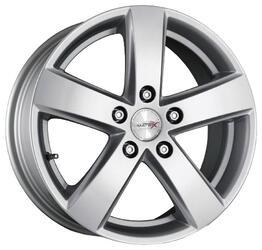 Автомобильный диск Литой MAK Nova 7x17 5/114,3 ET 55 DIA 64,1 Silver