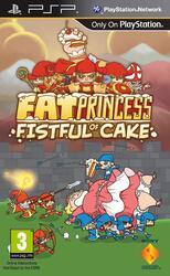 "[105348] Игра ""Fat Princess"" (PSP)"