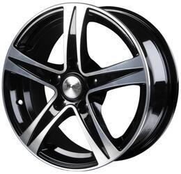Автомобильный диск Литой Скад Sakura 6,5x15 5/100 ET 35 DIA 57,1 Алмаз