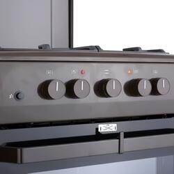 Газовая плита Hansa FCMB53020 коричневый