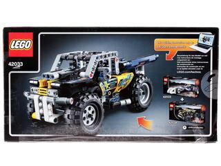 Конструктор LEGO Technic Рекордсмен 42033