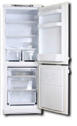 Холодильник с морозильником INDESIT SB 1670 белый
