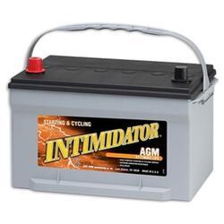 Автомобильный аккумулятор Deka Intimidator 9A65