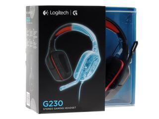 Наушники Logitech G230