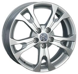 Автомобильный диск Литой LegeArtis PG40 6,5x17 5/114,3 ET 38 DIA 67,1 Sil
