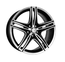 Автомобильный диск литой K&K Омаха 6,5x15 5/114,3 ET 38 DIA 67,1 Алмаз черный