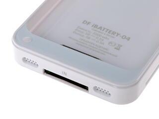 Чехол-батарея iBattery-04 белый