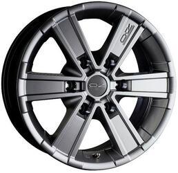 Автомобильный диск Литой OZ Racing Off Road 7x17 6/139,7 ET 38 DIA 67,1 Metal Titanium