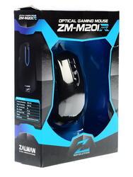 Мышь проводная Zalman ZM-M201R