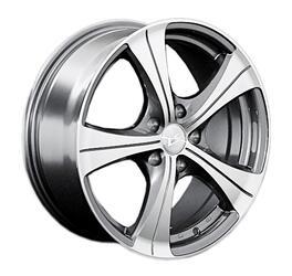 Автомобильный диск литой LS 202 6x14 4/98 ET 35 DIA 58,6 SF