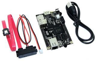 Микрокомпьютер Cubieboard A20