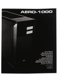 Корпус AeroCool Aero-1000 черный