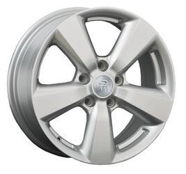 Автомобильный диск Литой Replay SZ10 5x14 4/100 ET 46 DIA 54,1 Sil