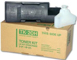 Картридж лазерный Kyocera TK-20H
