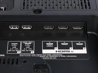 "43"" (108 см)  LED-телевизор Sony KDL-43W808C черный"