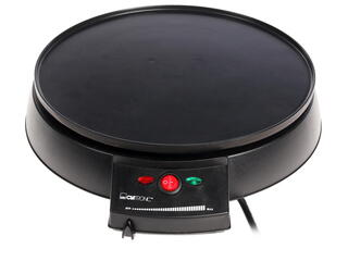 Блинница Clatronic CM 3372 черный