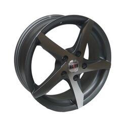 Автомобильный диск Литой Alcasta M09 6x15 5/105 ET 39 DIA 56,6 GMF