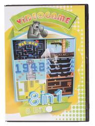 Игра для 8bit (NES) AngryBird/Pac-man/1942/LodeRunner/IceClimber