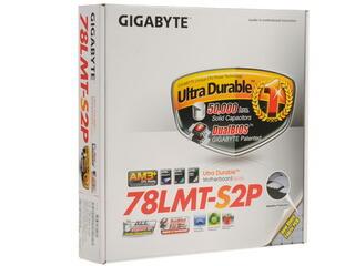 Материнская плата GIGABYTE GA-78LMT-S2P