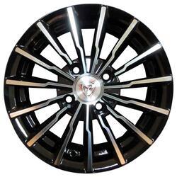 Автомобильный диск Литой NZ SH647 6x14 4/100 ET 40 DIA 73,1 BKF