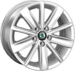 Автомобильный диск литой Replay SK35 6x15 5/100 ET 40 DIA 57,1 Sil