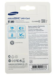 Карта памяти Samsung MB-MG32DA microSDHC 32 Гб