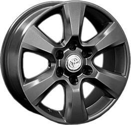 Автомобильный диск литой Replay TY68 7x16 6/139,7 ET 30 DIA 106,1 MB
