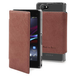 Чехол-книжка  Muvit для смартфона Sony Xperia Z1 Compact
