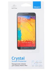 Пленка защитная Deppa для Samsung Galaxy Note 3 Neo (Прозрачная)