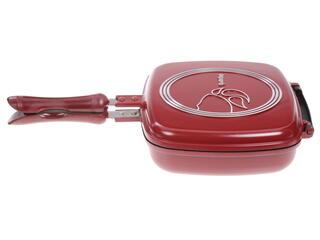 Сковорода-гриль Granchio 88255 коричневый