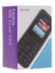 Сотовый телефон Nokia 105 DS черный