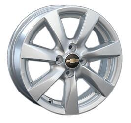 Автомобильный диск Литой Replay GN45 5,5x14 4/114,3 ET 44 DIA 56,6 Sil