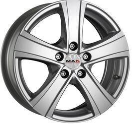 Автомобильный диск Литой MAK Van5 6,5x16 5/127 ET 40 DIA 71,6 Silver
