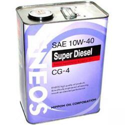 Моторное масло ENEOS SUPER Diesel 10W40 OIL1325
