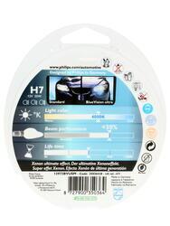 Галогеновая лампа Philips BlueVision ultra