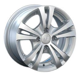 Автомобильный диск Литой LS 139 6x14 4/100 ET 40 DIA 73,1 SF
