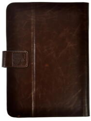 """Чехол-книжка для планшета универсальный 7""""  коричневый"""