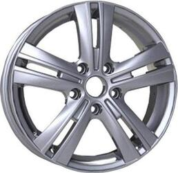 Автомобильный диск Литой Скад Багира 6x16 4/100 ET 52 DIA 54,1 Грей