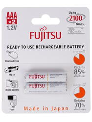 Аккумулятор Fujitsu HR-4UTCEX(2B) 750 мАч