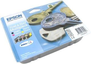 Набор картриджей Epson T0462