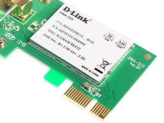 Wi-Fi  адаптер D-Link DWA-525/B1