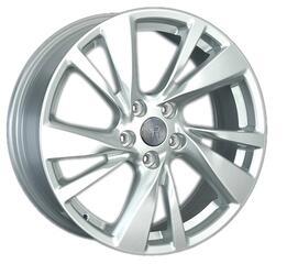 Автомобильный диск литой Replay MZ62 7,5x18 5/114,3 ET 50 DIA 67,1 Sil