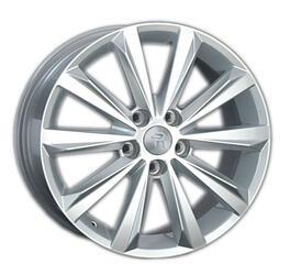 Автомобильный диск литой Replay SK38 7x17 5/112 ET 49 DIA 57,1 Sil