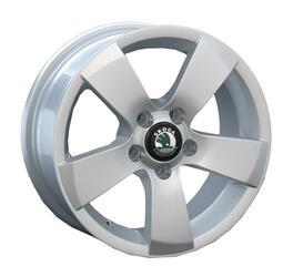 Автомобильный диск литой LegeArtis SK6 6x15 5/112 ET 47 DIA 57,1 Sil